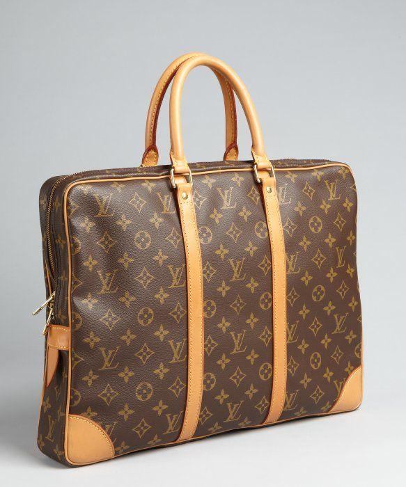 8a32586a67e4 For me. Vintage Louis Vuitton briefcase.