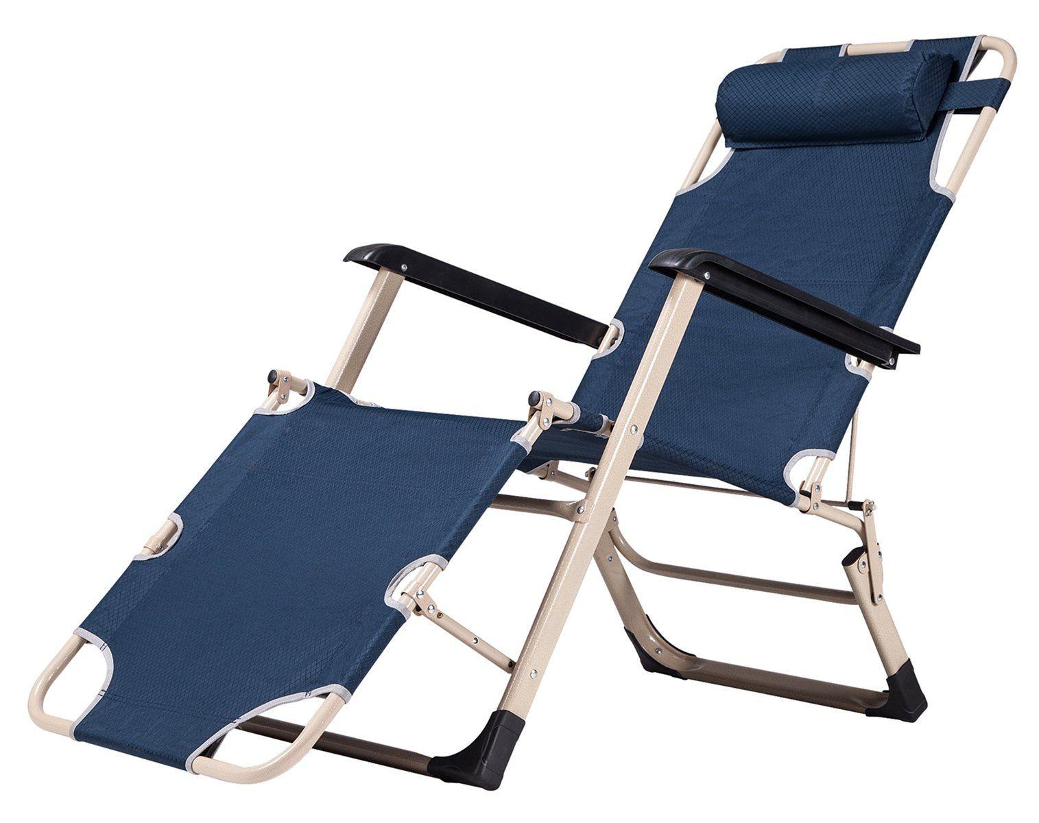 Landtrip Foldable Zero Gravity Lounge Chair outdoor Patio