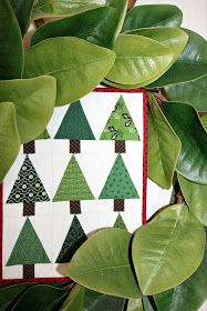Tiny Trees are the perfect addition to your Christmas quilt collection. Add to a wreath or hang using one of our cute little hang...
