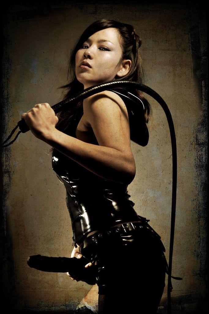 latex callgirl asian strapon dominatrix