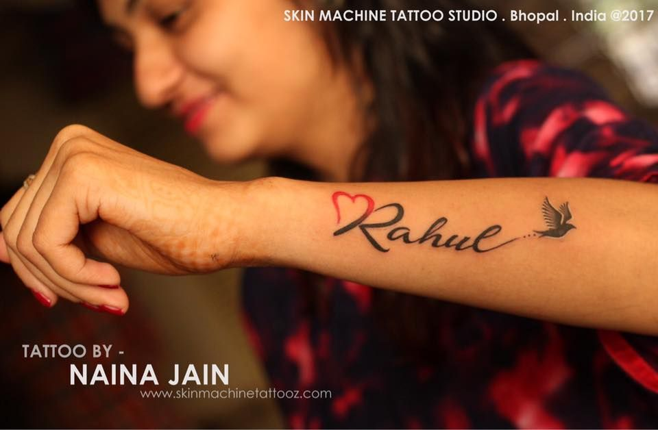 Beautiful Tattoo By Naina Thanks For Looking Email For