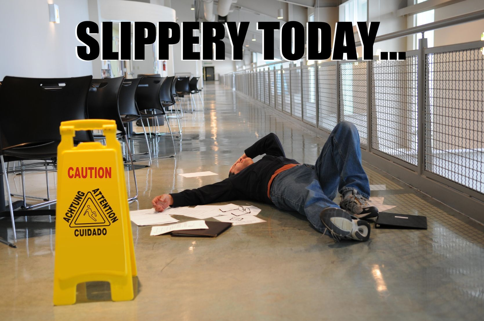 How to improve traction on your slippery office floors tiles how to improve traction on your slippery office floors tiles dailygadgetfo Gallery