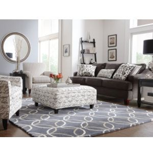 Yardley Collection Fabric Furniture Sets Living Rooms Art Van - Art van living room packages