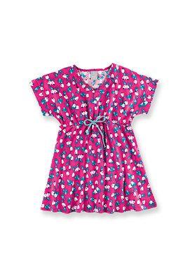 c039b38a7 Saída de praia infantil menina hering kids na cor rosa em tamanho 002. As  saídas