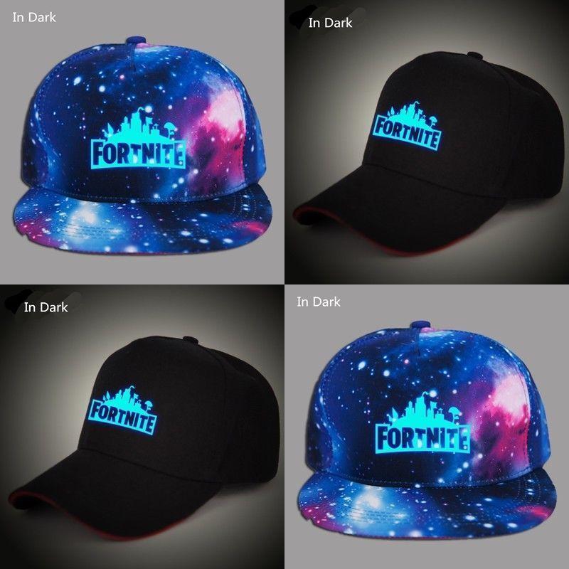 Game  Fortnite Baseball Cap Hip-Hop Hat Adjustable Snapback Sport Unisex  Caps US d80ed623c80