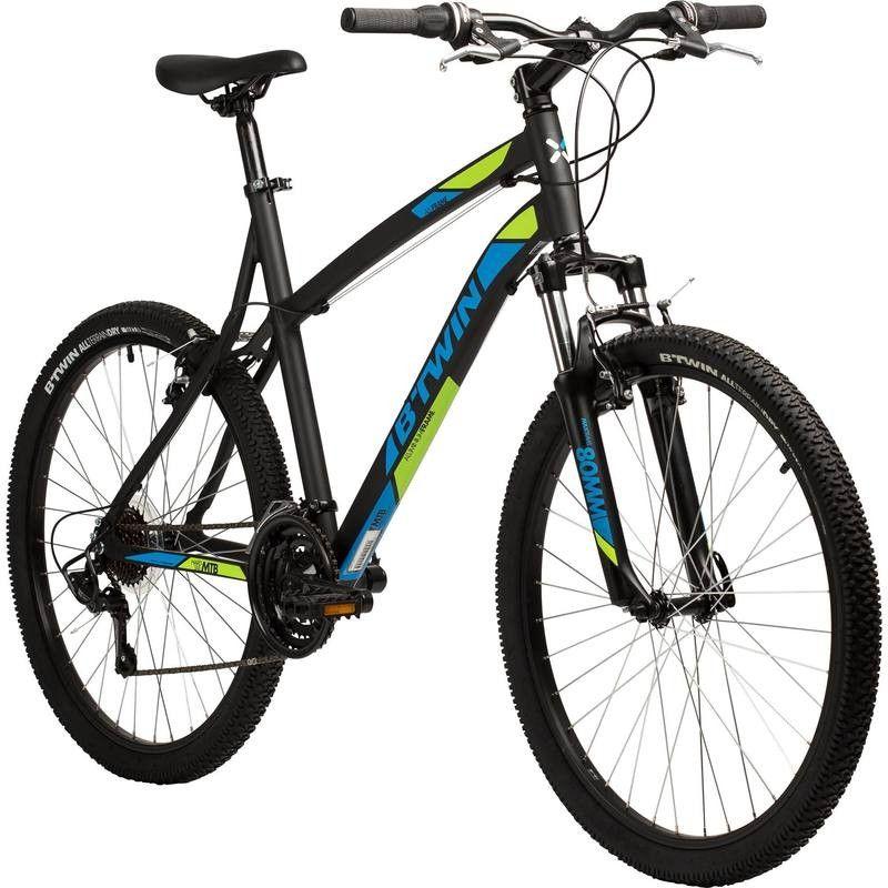 Men Sport Trail Mtb Bike St 100 27 5 Mtb Grey Best Mountain