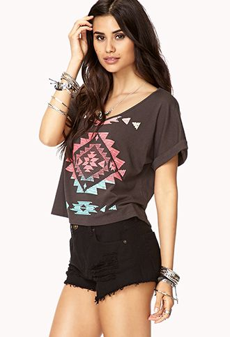 South Bound Crop Top | FOREVER 21 - 2000129604