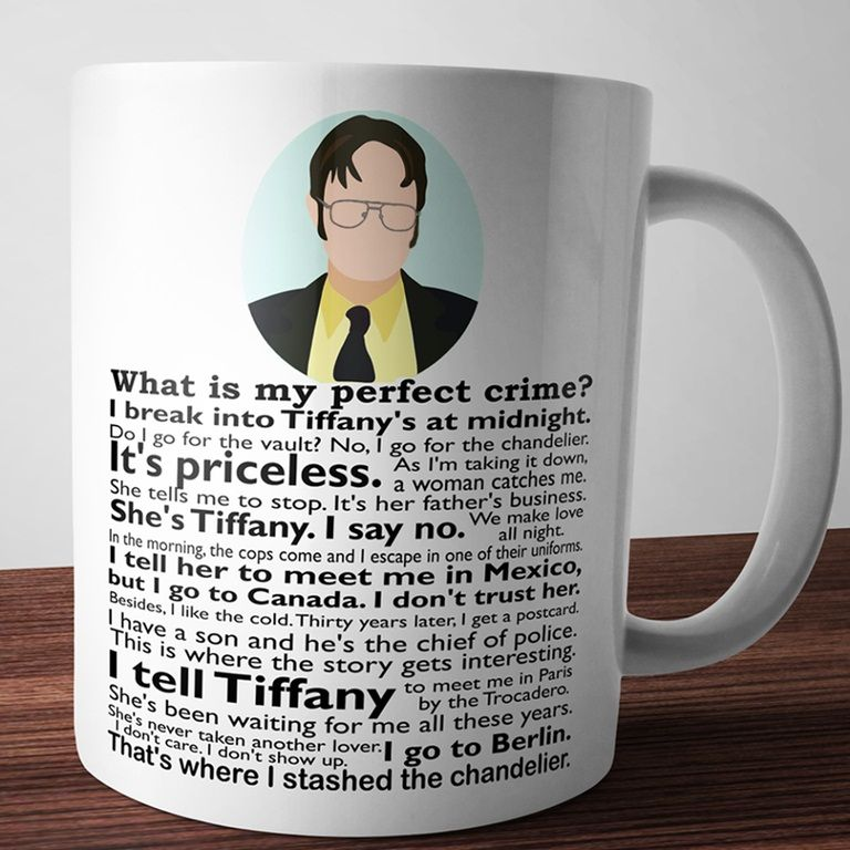 0160ad844dc8029f90f8f65efa82577c perfect crime limited edition dwight schrute, crime and office memes