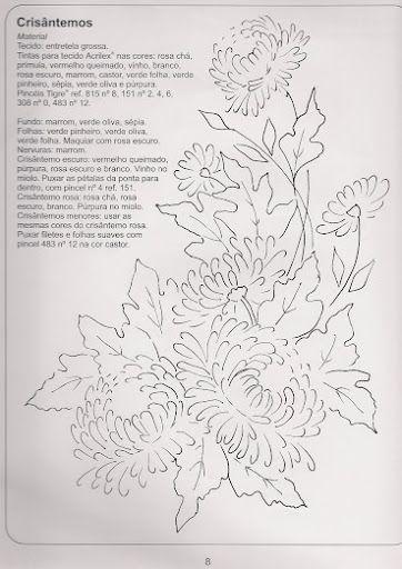 Riscos_1 - Maguiartes Pinturas - Álbumes web de Picasa | flores ...