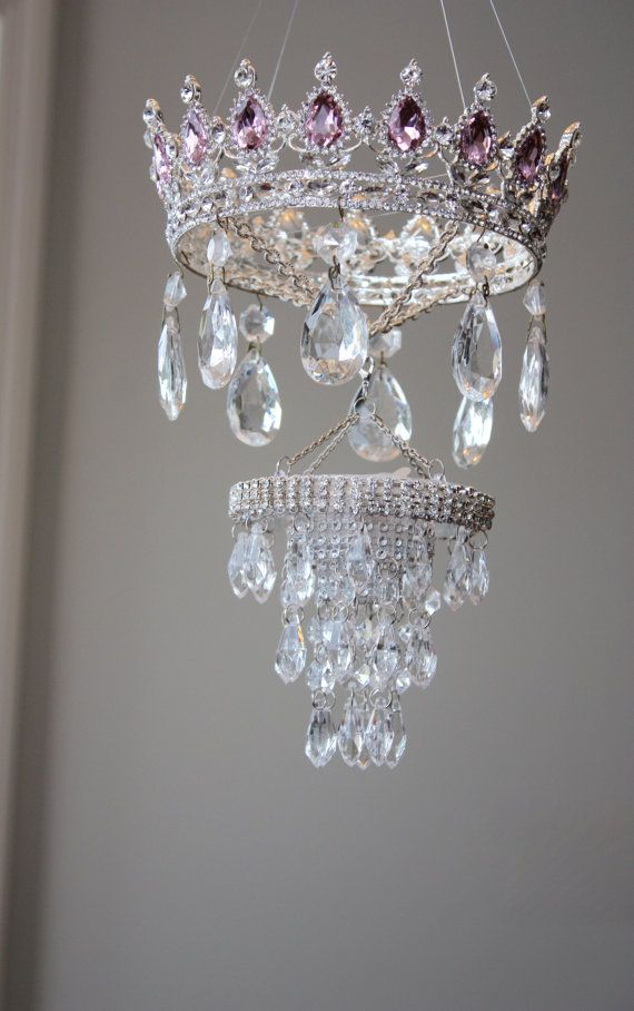 For Your Little Princess Here Is An Amazing Couture Nursery Mobile This Piece Would Be The Centerpiece Of Girls Dream