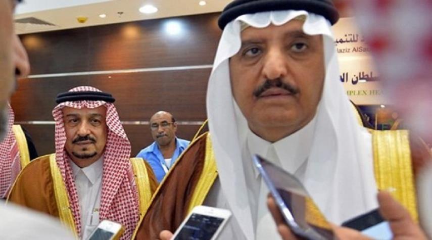 قناة الکوثر الفضائیة مجتهد أميران سعوديان ينضمان الى الأمير أحمد بالمنفى السعودية الكوثر كشف الحساب الشهير مجتهد أن أ Prince Old King Prince Mohammed