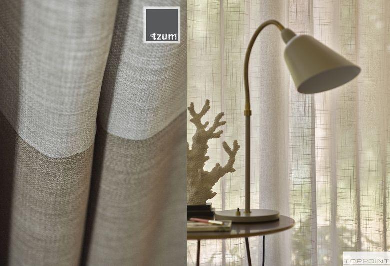 STOFFEN: Gordijnen worden gemaakt van katoen, linnen, polyester en ...