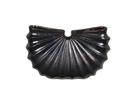 Black Ceramic Vase Large - Main