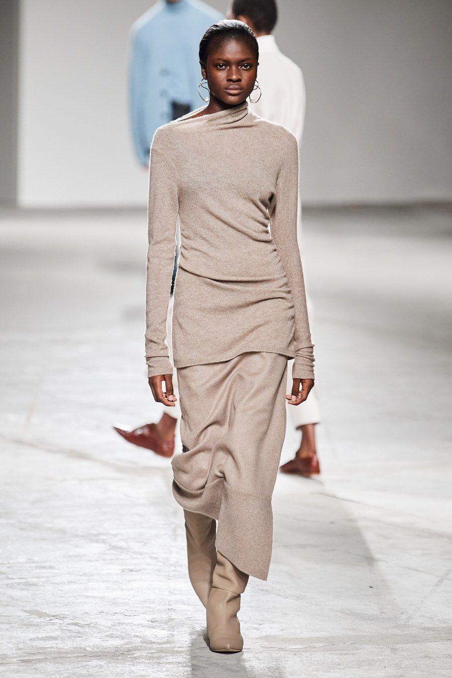 Agnona Fall 2020 Ready-to-Wear Fashion Show