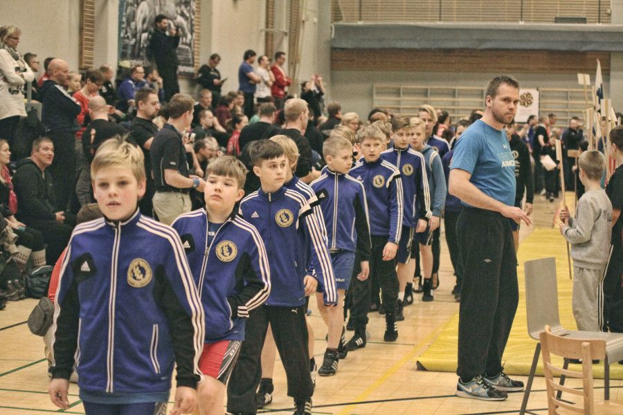 Helsinki Open Wrestling Tournament | Helsingin Paini-Miehet
