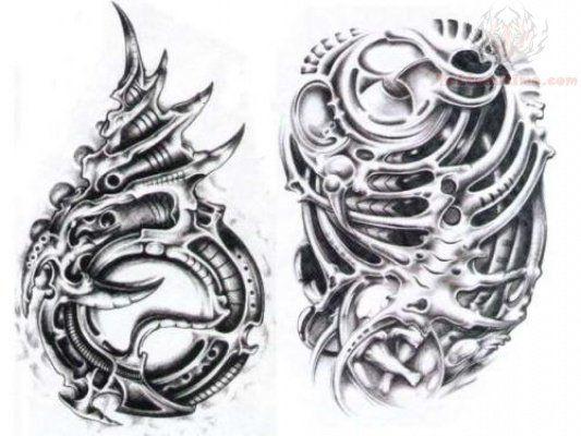 Watch Online Free Bio Mechanical Tattoo Designs Biomechanical Tattoo Design Biomechanical Tattoo Tattoos