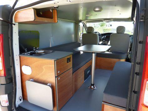 traffic kit d 39 am nagement north van mania am nagement de fourgon plus camper conversation. Black Bedroom Furniture Sets. Home Design Ideas