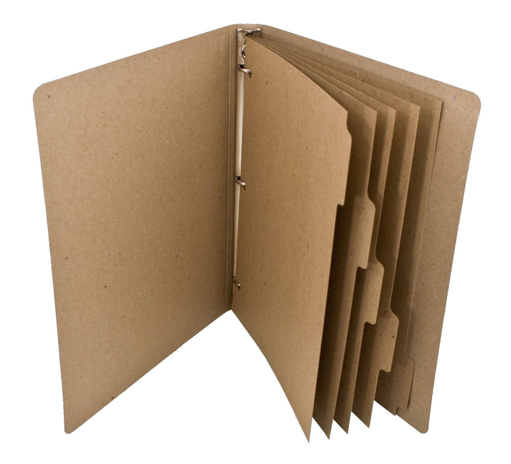 ReTab Recycled Tab Dividers / Indexes Make A Great