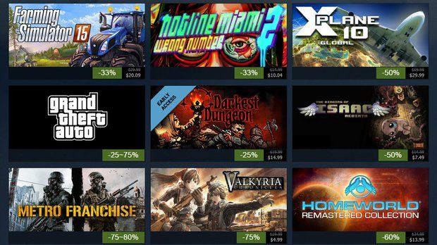 The Steam Monster Summer Sale has its own discount-unlocking minigame | Ev4sIoN