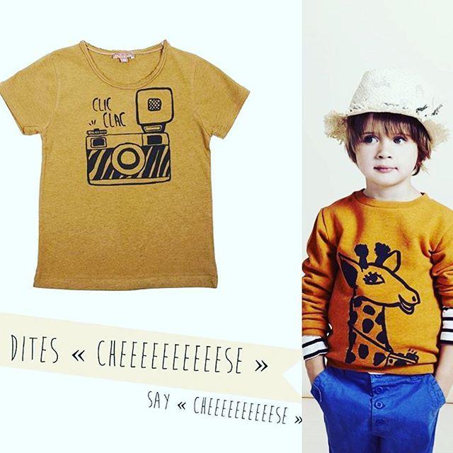 Say cheeeeeeeese  #emileetida #pepatino #onlineshopping #kidswear #pepatinolovesyou