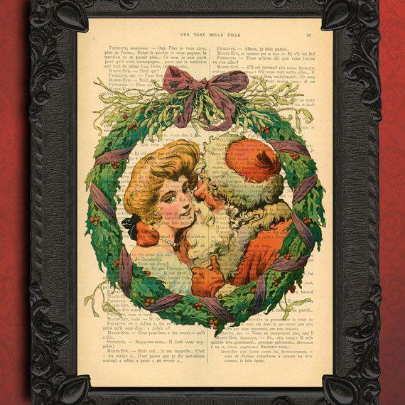 Excellent Santa Claus Wall Art Images - Wall Art Design ...
