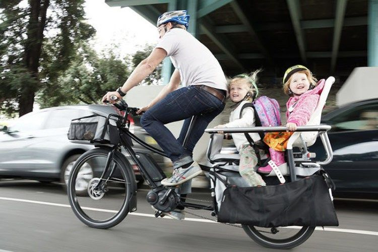 Family Bikes The 9 Best Cargo Bikes For Hauling Kids Cargo Bike