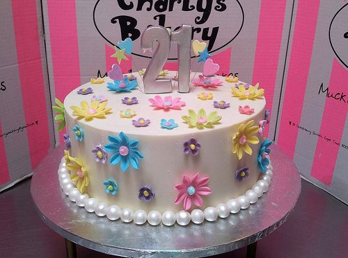 Birthday Cakes for Ladies (18+) | Charly's Bakery