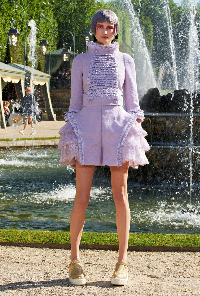 Chanel Cruise 2013 Look 17