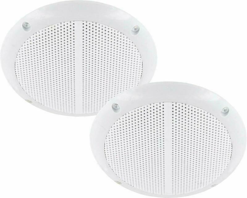 Ebay Sponsored 2er Pack Outdoor Einbaulautsprecher 15w Rms 80w Musikleistung O 150mm Einbaulautsprecher Lautsprecher Eingebaut