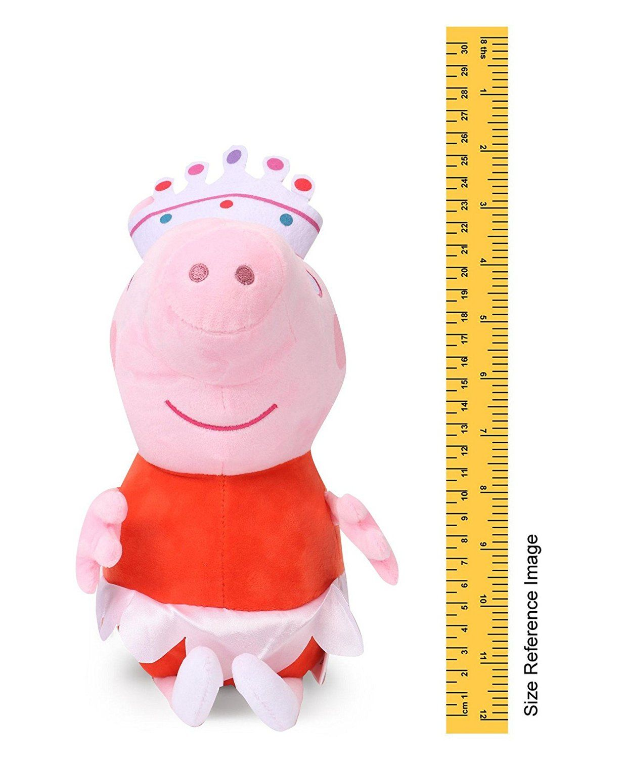 Buy Peppa Pig Plush With Crown Best Price In India Pig Plush Peppa Pig Plush Peppa Pig [ 1500 x 1238 Pixel ]