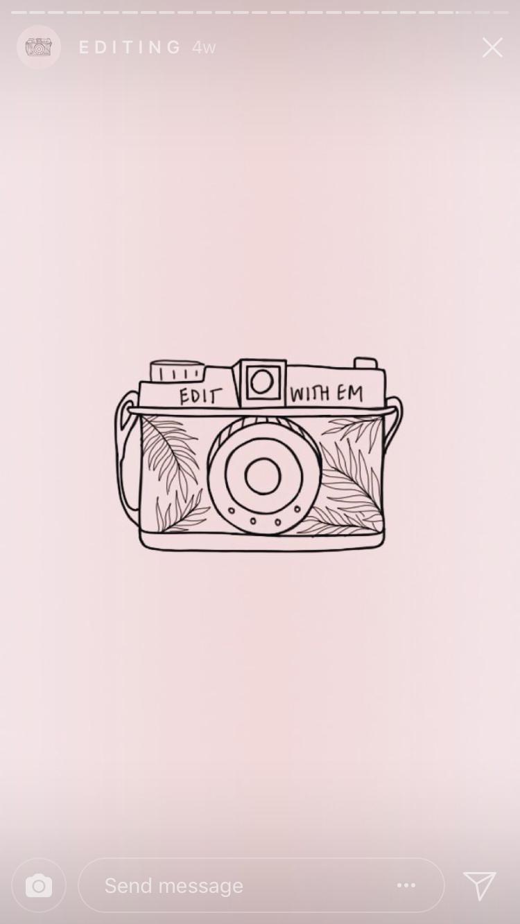 Small Business Branding Insta Highlights Pink instagram