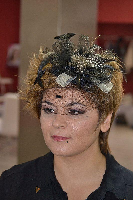 ESTILISMO CON ROMY: Peinados, tocados y maquillajes para Invitadas de boda