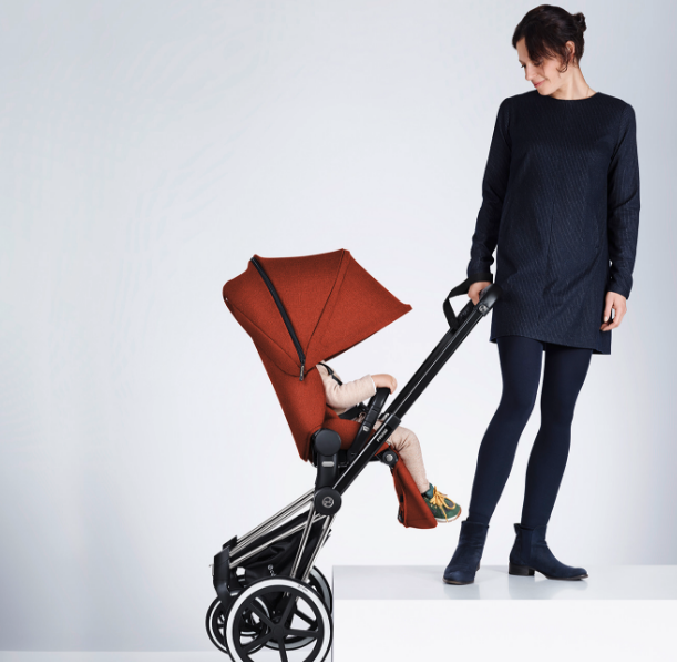 nice Cybex PRIAM Stroller ReviewBest Luxury Stroller for