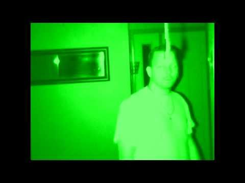 Real Life Ghost-paranormal activity- 2013- Episode 2 BEWARE! Ghost posse...