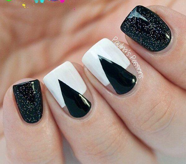 65 Winter Nail Art Ideas | Winter nail art, Winter nails ... - photo #3