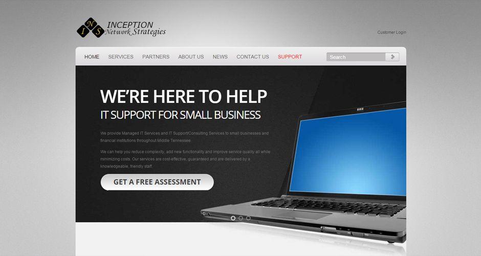 Inception Network Strategies All My Web Needs Web Design Website Design Strategies