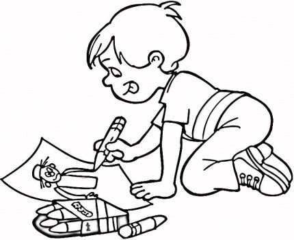 children drawing - Drawing Pictures For Children