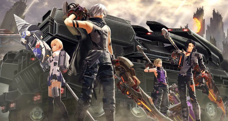 God Eater 3 Nintendo Switch, the review Nintendo switch