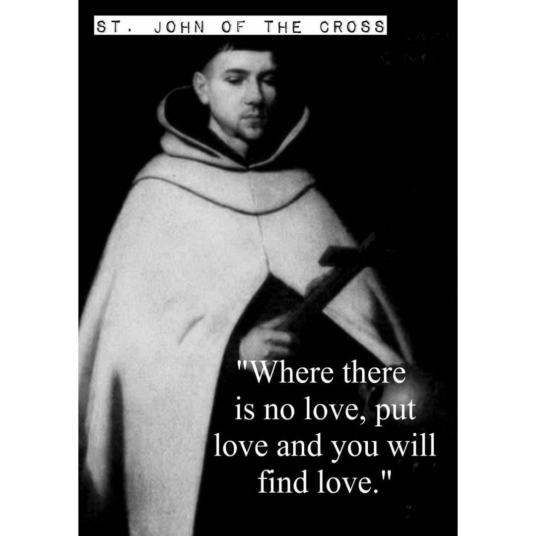 Saint to find love