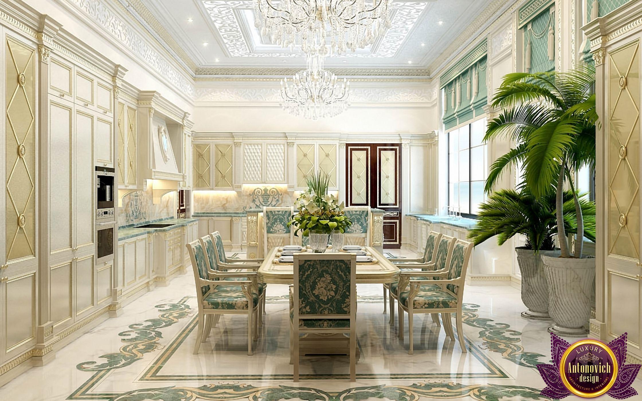 Kitchen Design in Dubai, Luxury Kitchen Design, Photo 4 | Bedroom ...