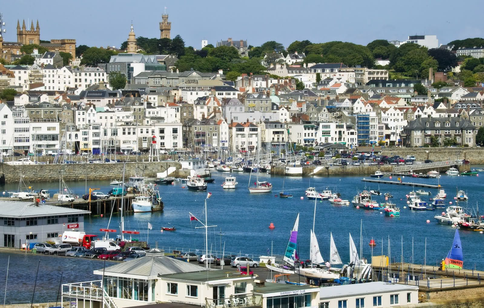 Hotels In St Peter Port Jersey