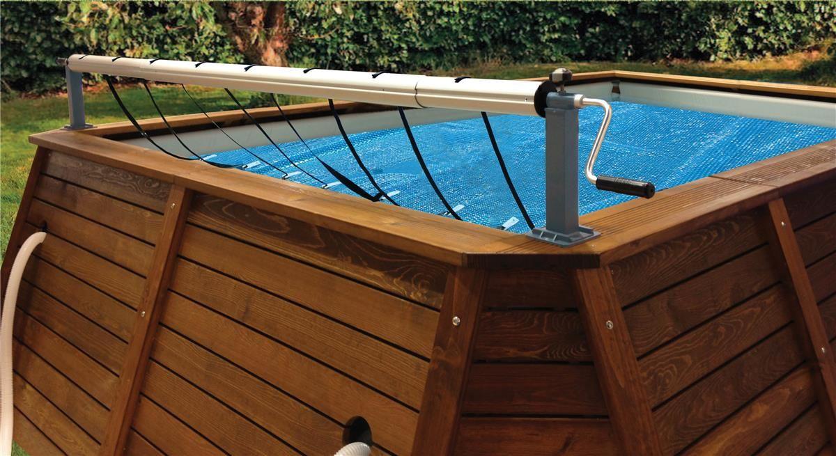 Enrouleur Telescopique Hors Sol Kokido Vali Ag Maxi 5 50m Cash Piscines Cool Swimming Pools Backyard Pool Pool Cover Roller