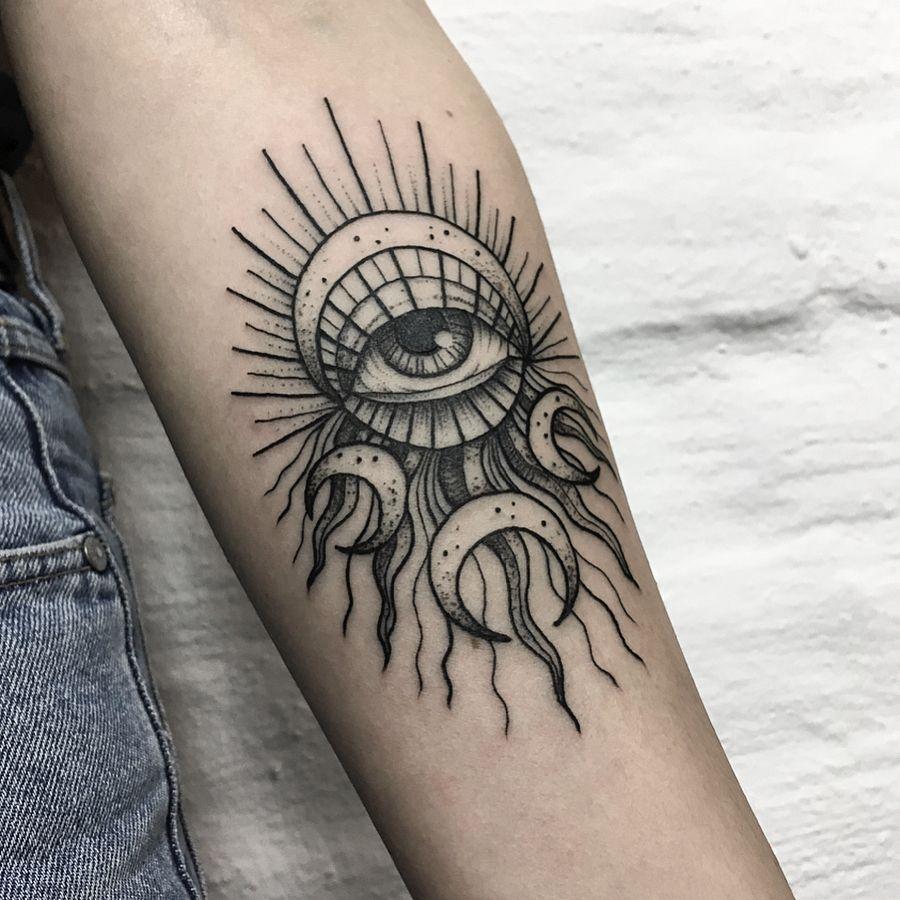 Tattoo Ideas Pinterest: Pinterest & Instagram: Lostspacechild