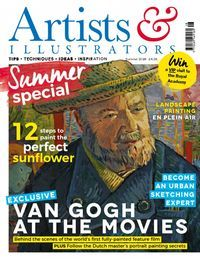 Artists Illustrators Magazine Current Issue And Back Copies