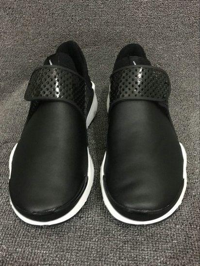 purchase cheap 4da86 7e1b1 spain nike sock dart breeze black 361e8 14d6d  inexpensive chaussures de  sport unisex nike sock dart waterproof leather black noir noir white blanc  youth