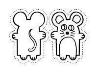 Fichas De Ingles Para Ninos Animales Para Colorear Y Hacer Un Zoo Titeres De Animales Titeres De Mano Titeres De Dedo
