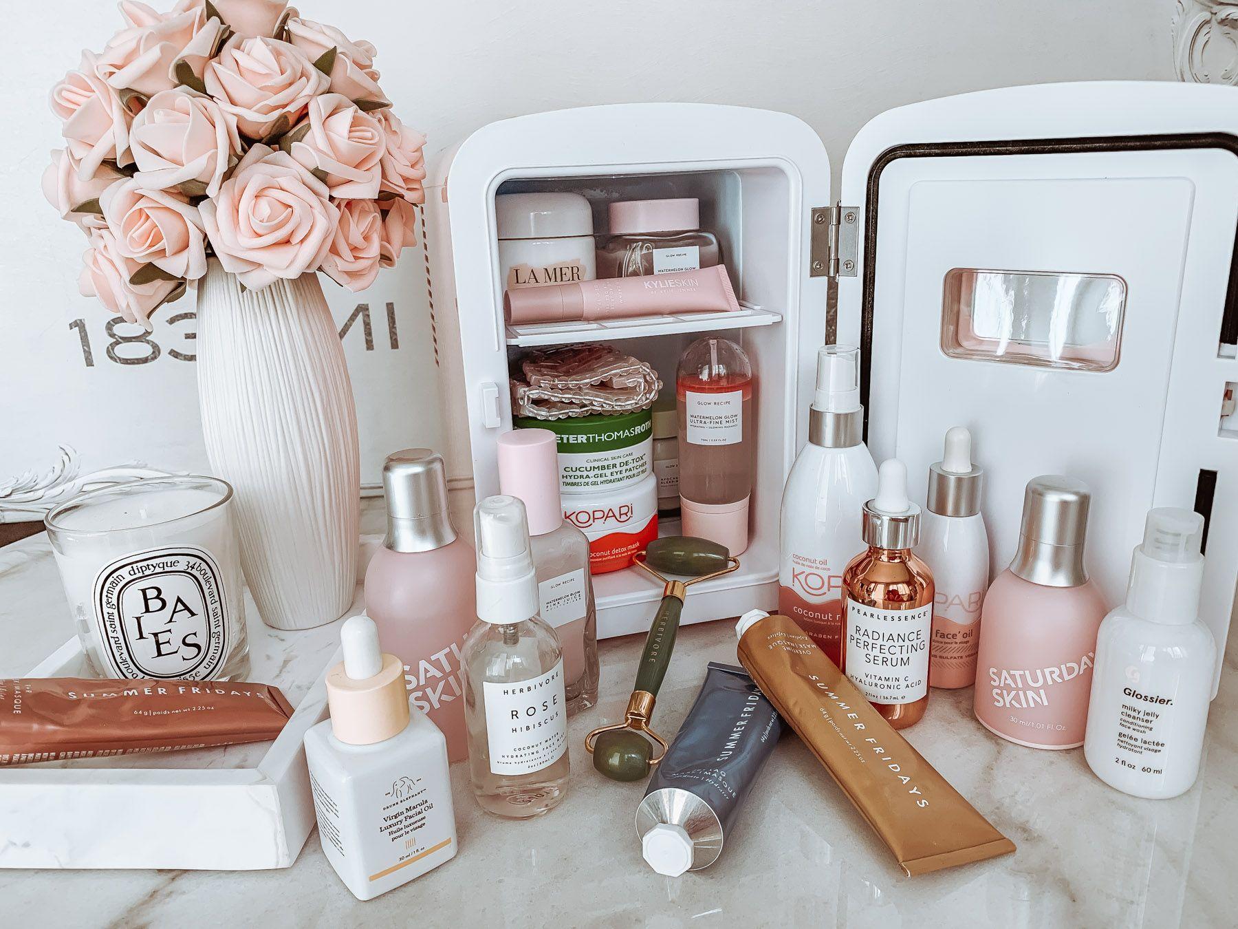 Skincare Fridge Essentials Do You Have One Yet