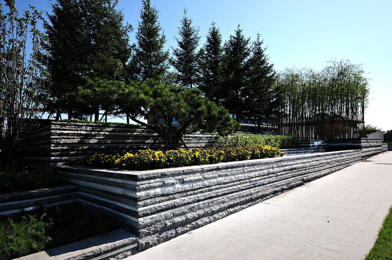 North Diaoyutai Development, Beijing, China - Martha Schwartz Partners