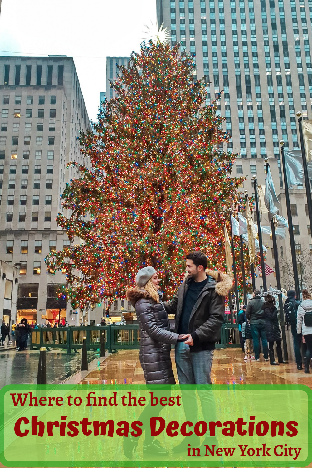 Gigantic Christmas Decorations Nyc 2020 Where to find the best Christmas Decorations in New York City