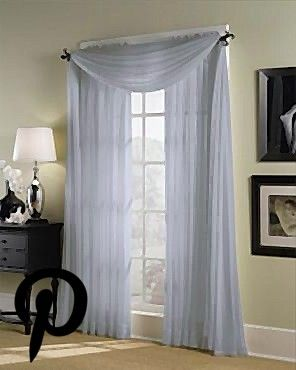 Sheer Voile Extra Long Panels in 2019 Sheer Voile Extra Long Panels in 2019